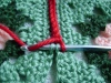 Joining Granny Squares – Part 3 Single Crochet Single Loops