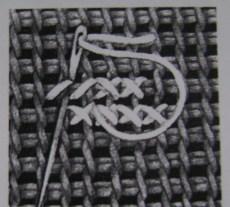 Technique Cross Stitch