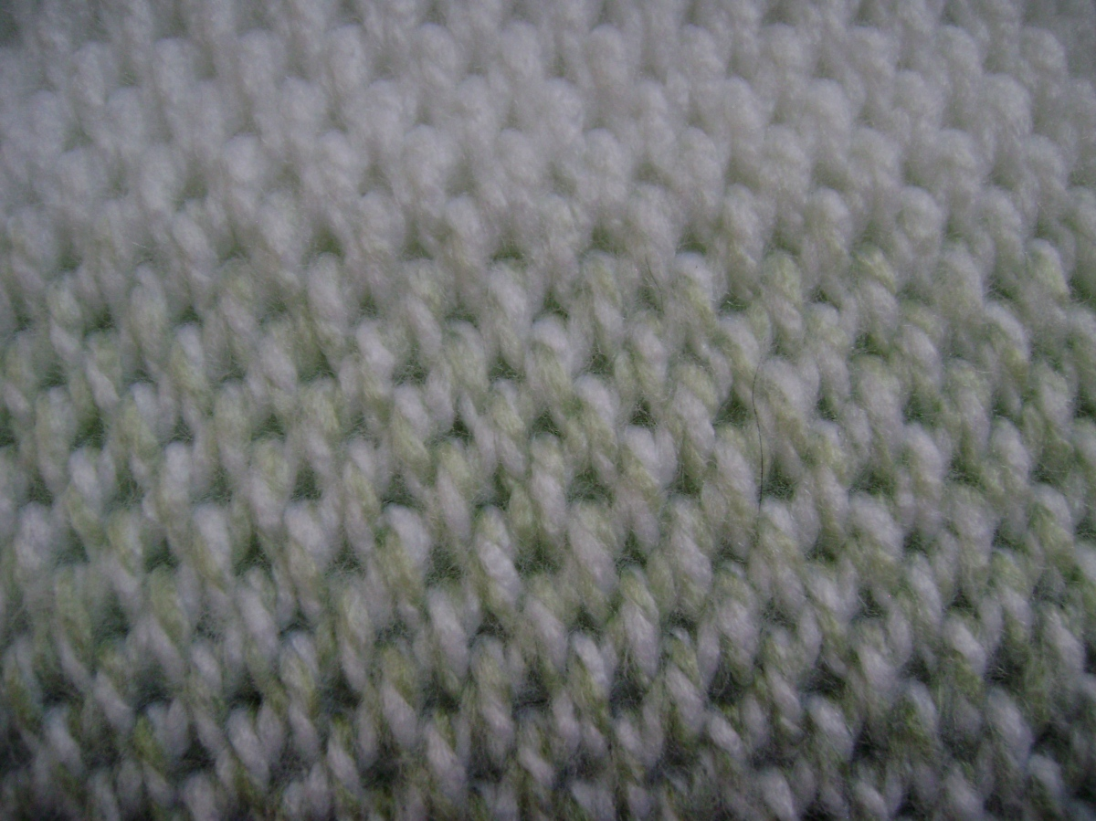 Afghan or Tunisian Crochet – Waffle Stitch & the Secret to Prevent ...